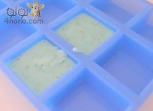طريقة عمل صابون مرطب للجسم و مقشر ومنعم بالصور