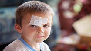 حوادث الاطفال وكيفية التعامل معها