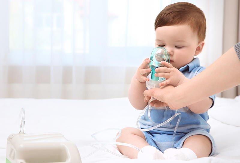 علاج حساسية الصدر عند الاطفال وكيفية التعامل معها - صحة الطفل - فورنونو