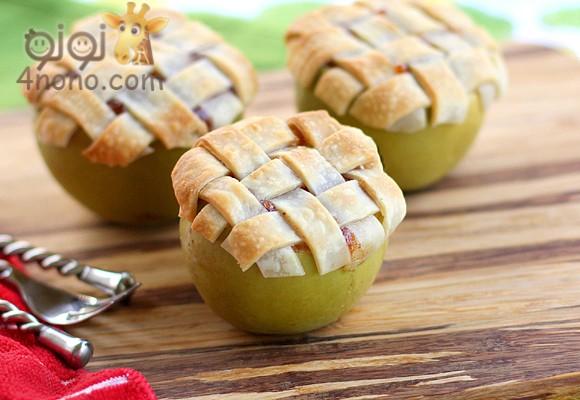 Photo of طريقة عمل فطائر التفاح بطريقة جديدة بالصور