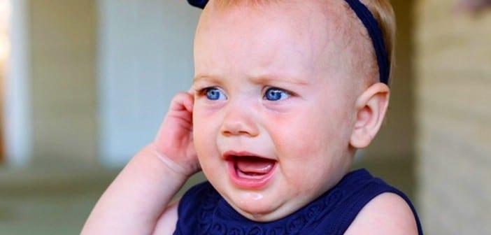 كيف يمكن حماية الطفل من التهاب الاذن الوسطى