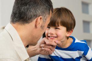 أهمية إختلاف دور بابا وماما في تربية الاطفال