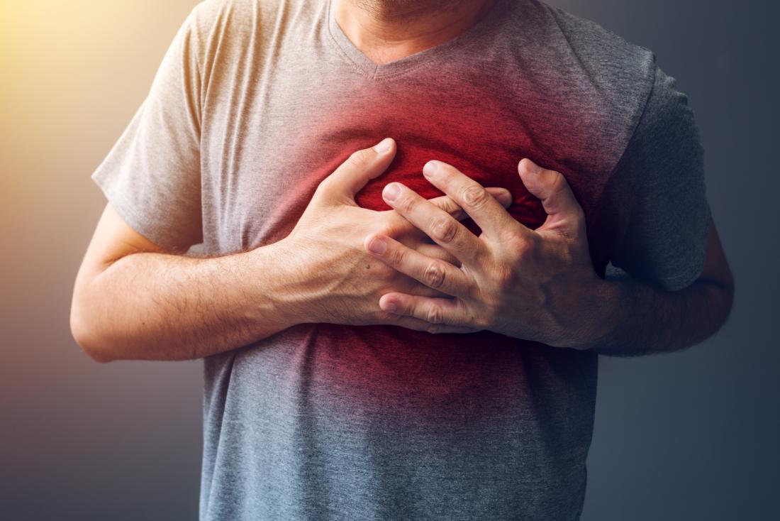 اعراض النوبة القلبية والوقاية منها أعرفها لتستطيع إنقاذ صاحبها
