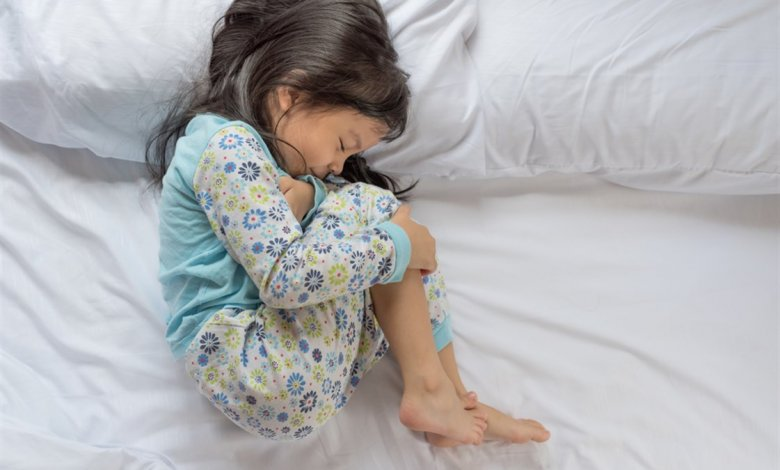 الم البطن عند الاطفال متى يعد خطراً
