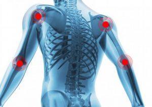 انواع الم العظام وعلاجه