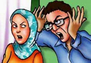 خطورة النكد على الحياة الزوجية