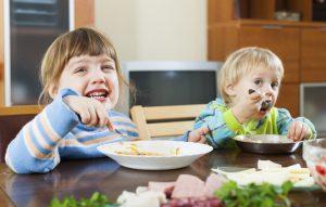 فتح الشهية عند الاطفال بأفكار بسيطة