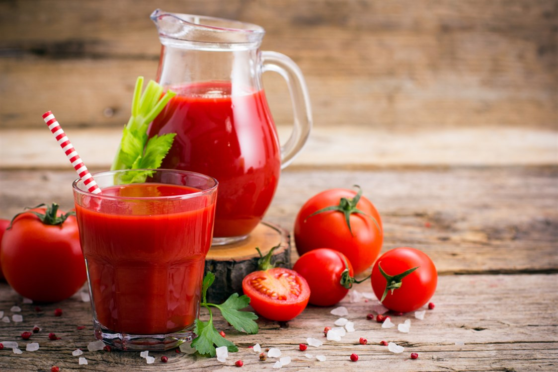 Photo of فوائد عصير الطماطم للصحة والجمال