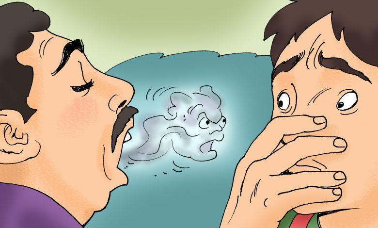 ما هي اسباب رائحة الفم الكريهة وكيف تتخلصى منها