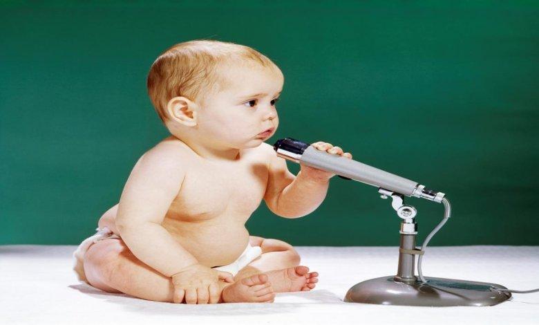 مراحل تطور حواس الاطفال حديثي الولادة