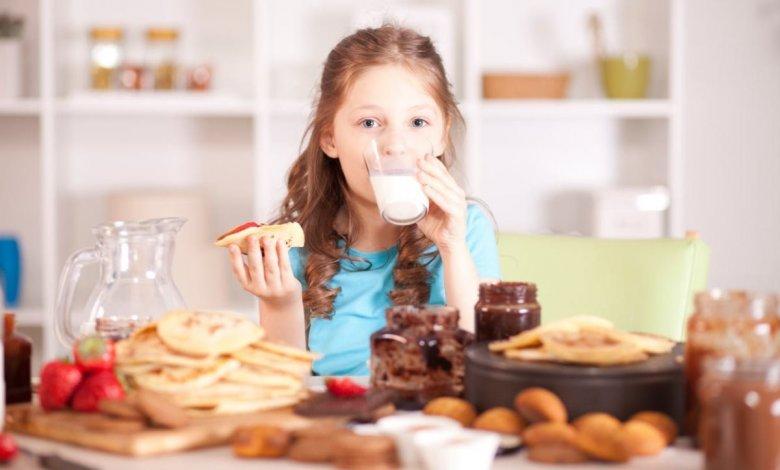 وصفات وجبات صحية لفتح شهية الطفل للطعام