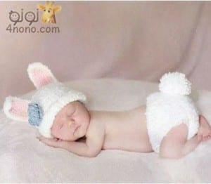 احتياطات هامة عند نوم الاطفال حديثي الولادة في السرير