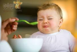 طرق فتح شهيه الاطفال لتناول الطعام المهروس