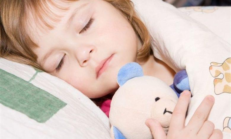 أهمية النوم ونوم القيلولة عند الاطفال