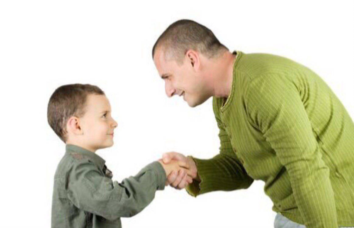 Photo of احترم طفلك يحترمك تلقائياً