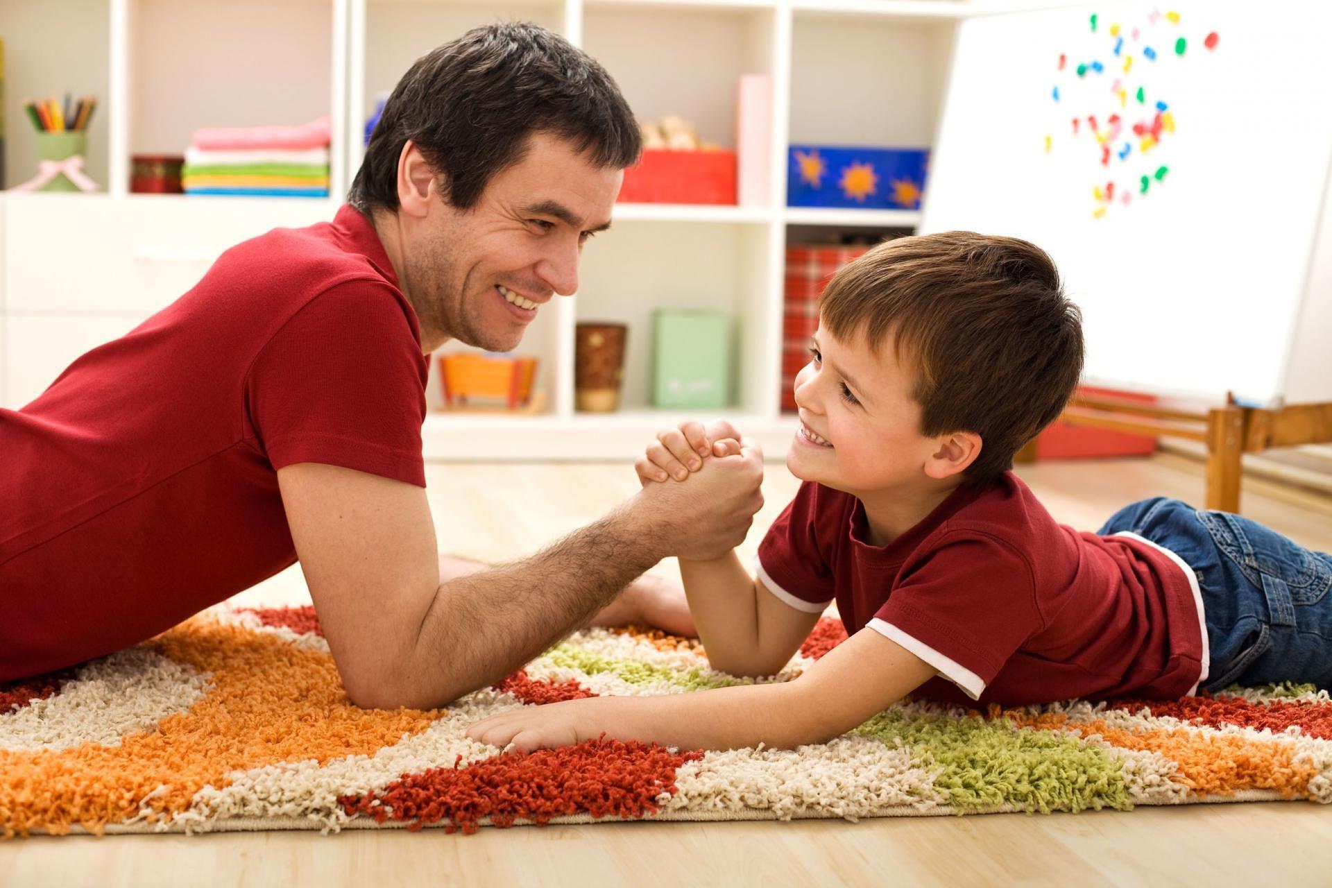 اصنع من طفلك رجلا للمستقبل