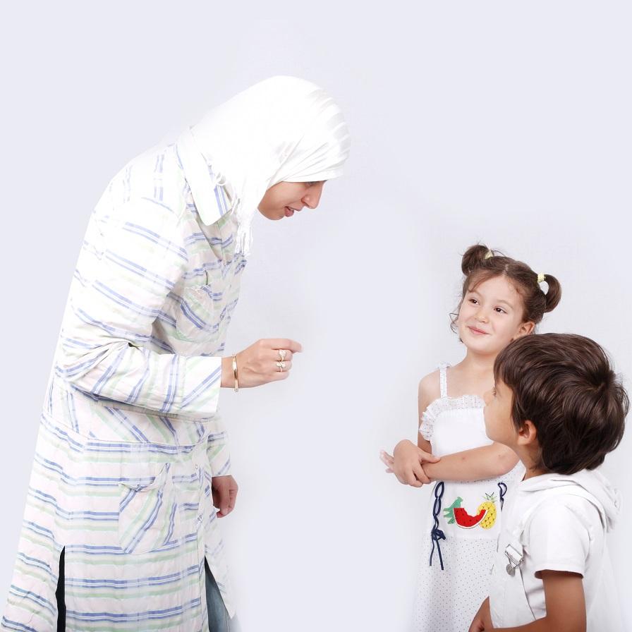 Photo of كيف يكون الفرق بين الغضب و حزم الام في تربية الطفل