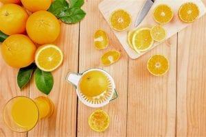 رجيم البرتقال لتنقية الجسم من السموم