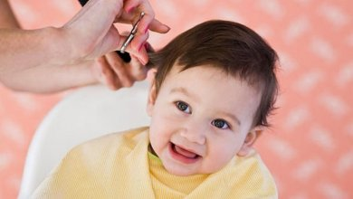 Photo of شعر الاطفال حديثي الولادة وطرق العناية به