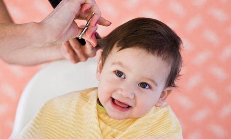 شعر الاطفال حديثي الولادة وطرق العناية به
