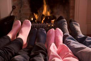 طرق تدفئة المنزل بالشتاء