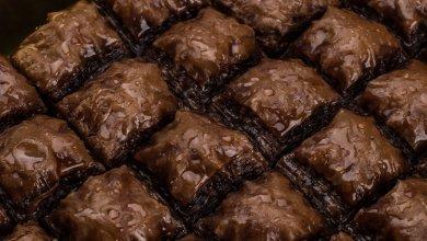 Photo of طريقة عمل البقلاوة بالشوكولاتة بطريقتين