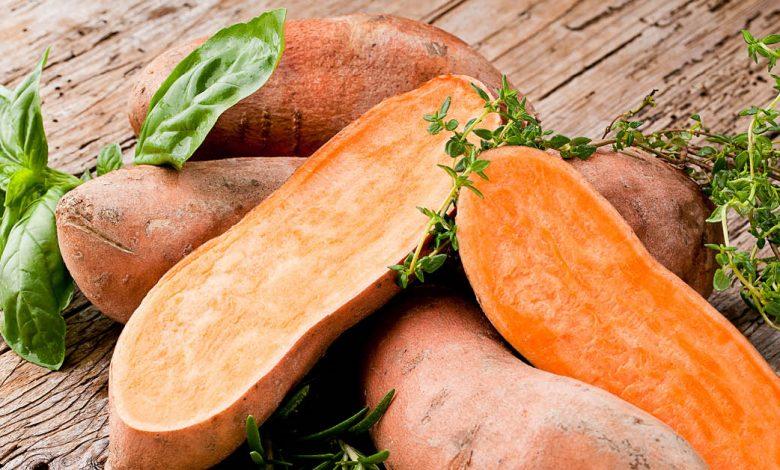 فوائد البطاطا الحلوة الصحية و الجمالية