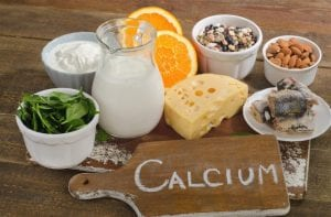 دور الكالسيوم لتقليل الم الدورة الشهرية