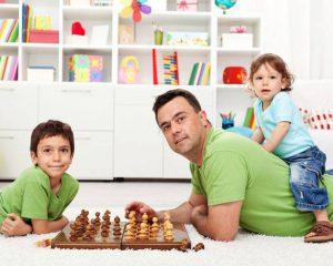 إستخدام أسلوب المشاركة لتطوير شخصية الطفل وتعديل سلوكه