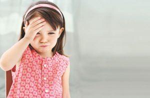 اسباب واعراض الصداع عند الاطفال وعلاجه بطرق طبيعية