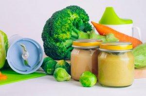التغذية السليمة للاطفال بالخضروات