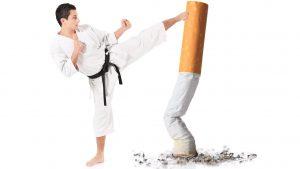 خطوات الاقلاع عن التدخين
