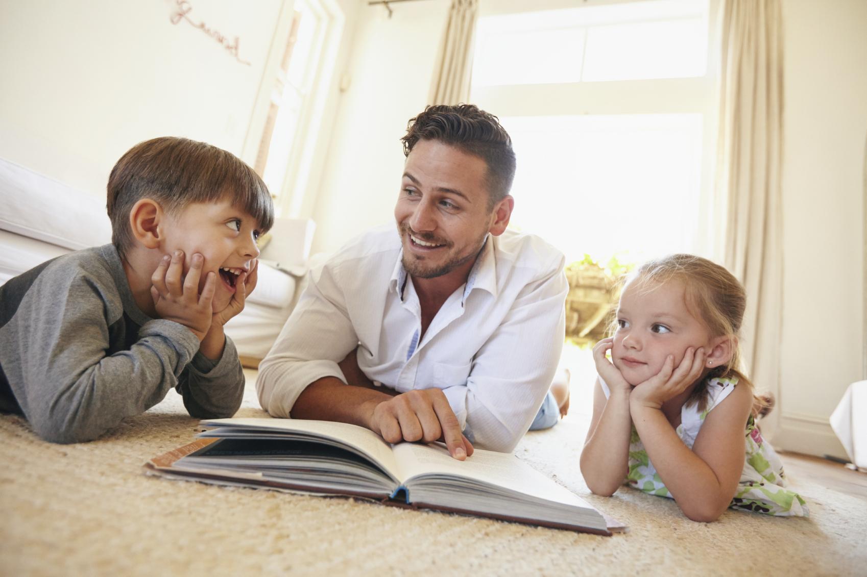 Photo of ما دور الاب في تربية الاولاد ؟ هل لجلب الفلوس فقط