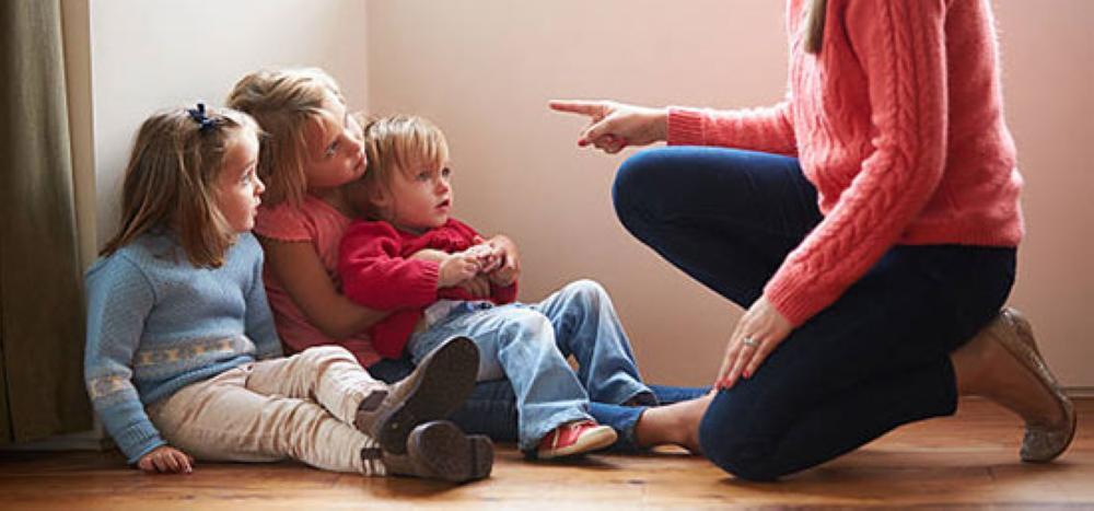 ايها الاباء والامهات : قللوا من كلمة لا للاطفال رجاءً