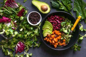 نصائح للتغذية اثناء الحمل للنباتيين