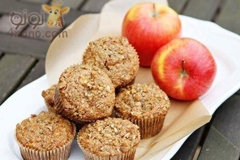 Photo of طريقة عمل مافن الشوفان بالتفاح