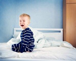 علاج التبول اللاارادي عند الاطفال
