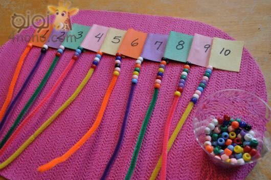 Photo of انشطة لتعليم الاطفال العد والحروف والارقام