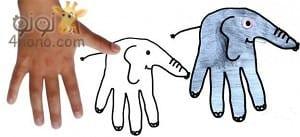 شكل الفيل