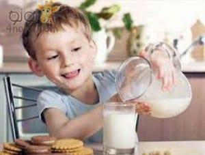 قصة تعليم الطفل الفرق بين البيبسي والحليب