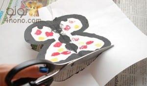 """تعليم الطفل الطباعه المزدوجة """" طريقة شيقة لتعلمي طفلك الرسم """""""