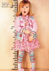 علاج قصر القامة عند الاطفال
