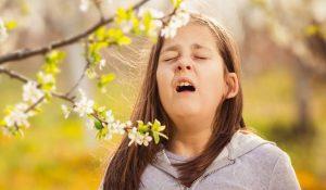 امراض فصل الربيع والصيف التي تصيب الاطفال وعلاجها