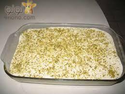 طريقة عمل حلوى ليالي لبنان ولا أروع