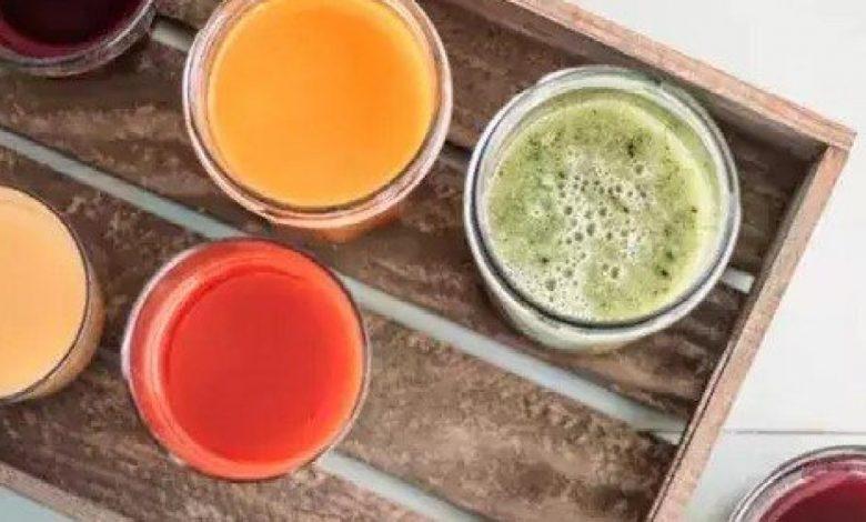 مشروبات لطرد السموم من الجسم سحرية خاصة الكبد