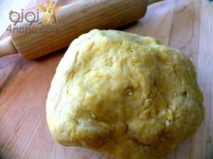 طريقة عمل الخبز الايطالى المحشو بالخطوات مصورة