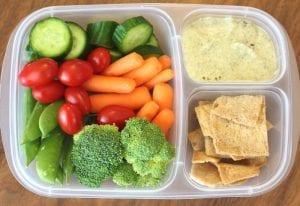 افكار وجبات صحية للمدارس