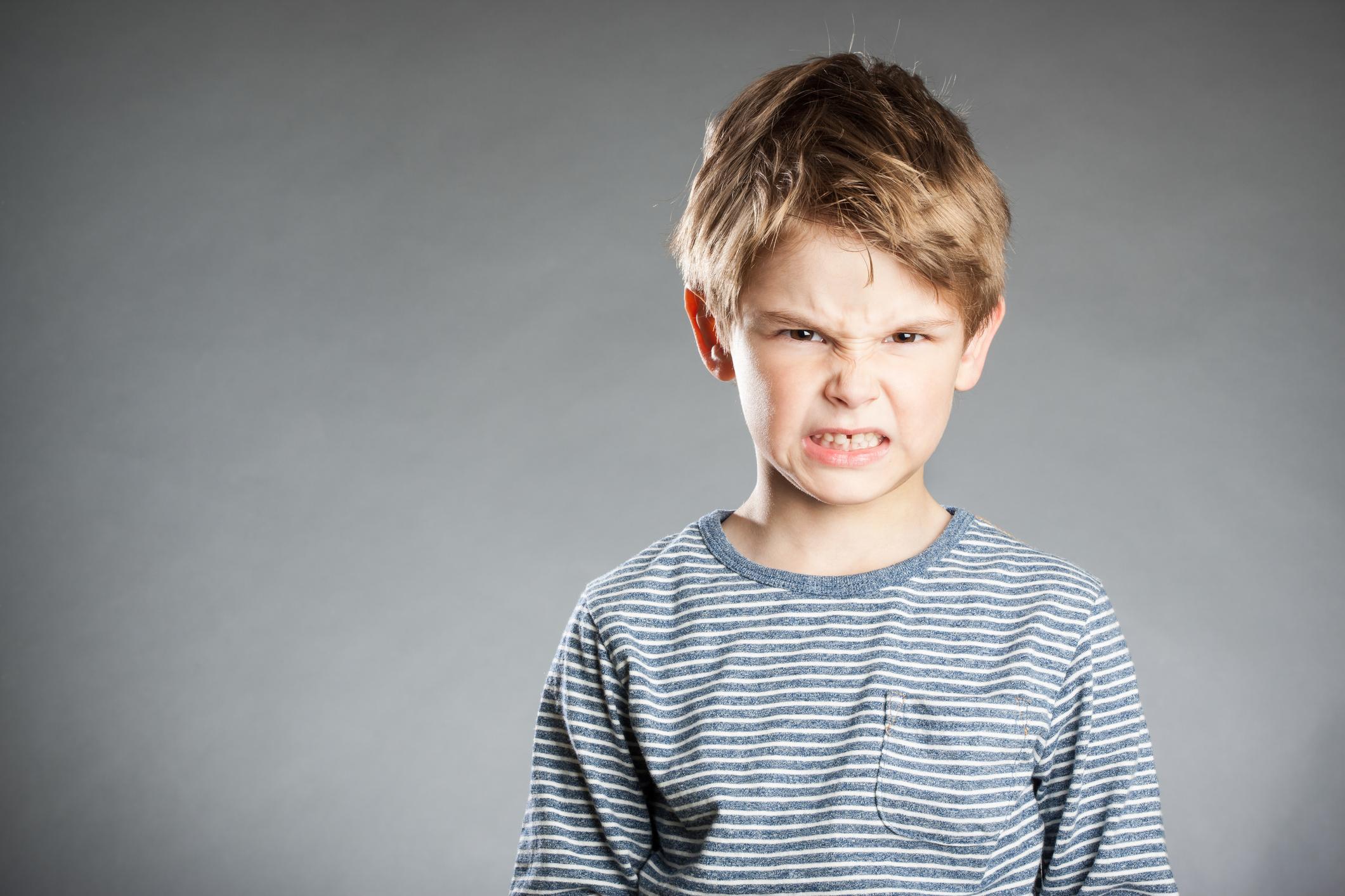 مفاتيح التعامل مع الطفل العصبي ليكف عن العصبية