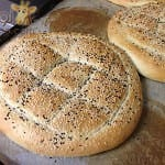 طريقة عمل الخبز التركى ذات طعم مميز ورائع جدا