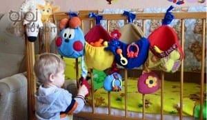 افكار لترتـيب العاب الاطفال بشكل جميل ومنظم